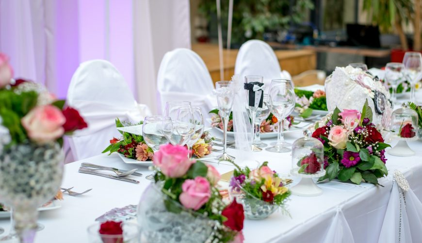 Everything you need to know about wedding decorations