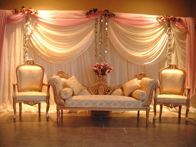 Décor that can make your event outstanding