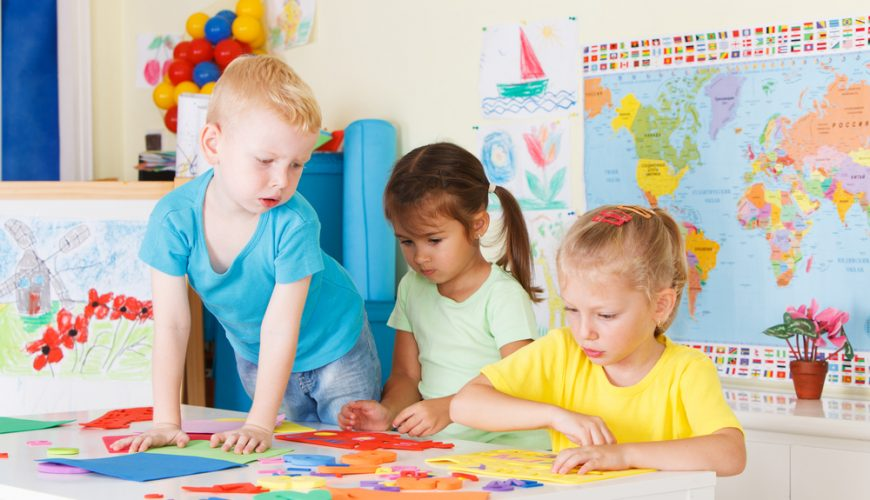 Tips to find the best nursery school for your child